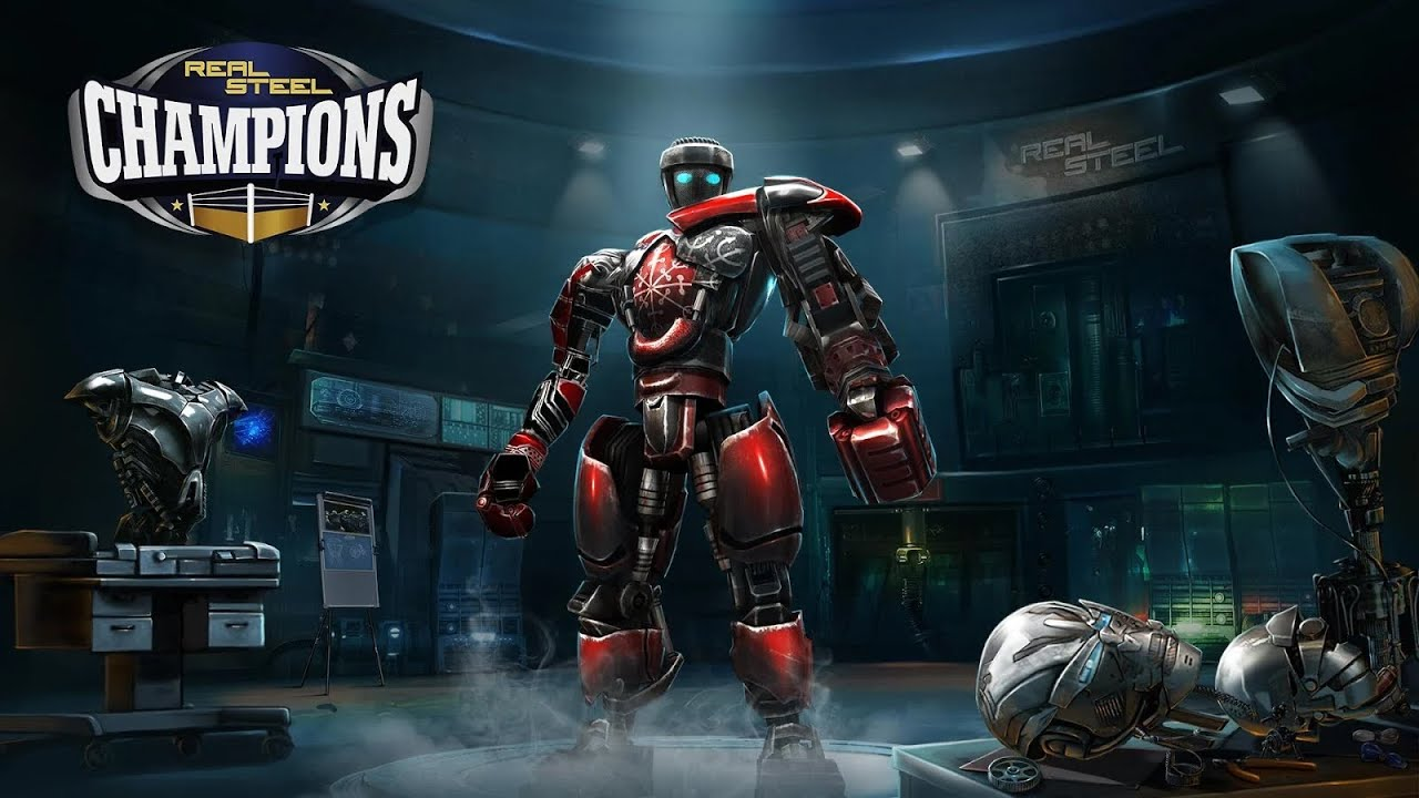 Real Steel Champions Android Gameplay Youtube