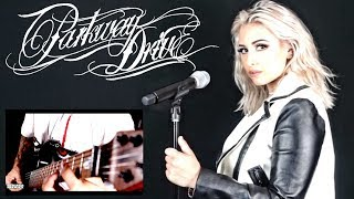 PARKWAY DRIVE  - A DEATHLESS SONG COVER (FEAT.  ALYXX)