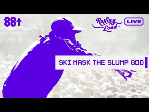 Ski Mask The Slump God - R.I.P. Roach (LIVE FROM ROLLING LOUD 17)