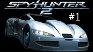 Spy Hunter 2 Training Mission Walkthrough Part 1 (Cheat Only)