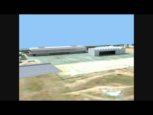 alben 4000 - Aeropuerto de Cordoba - Actuaciones en Plataforma