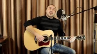 Александр Иванов - Она поверила в сказку, кавер на гитаре