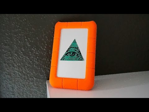 Illuminati Harddisk