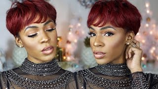 BirthSLAY GRWM 🎈🎉 Makeup, Hair + Outfit ▸ VICKYLOGAN
