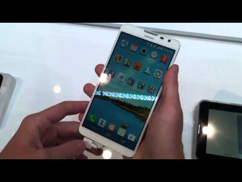 Huawei Ascend Mate 2 4G (CES 2014)