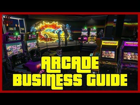 GTA 5 Online Arcade Business Guide + tutorial & Heist Intro - Diamond Casino Heist DLC 2019 thumbnail
