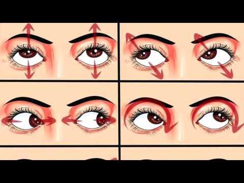 Видеоуроки восстановления зрения
