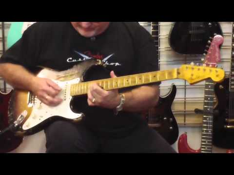 Guitar Factory Port Macquarie - Fender Custom Shop 1956 Heavy Relic Stratocaster