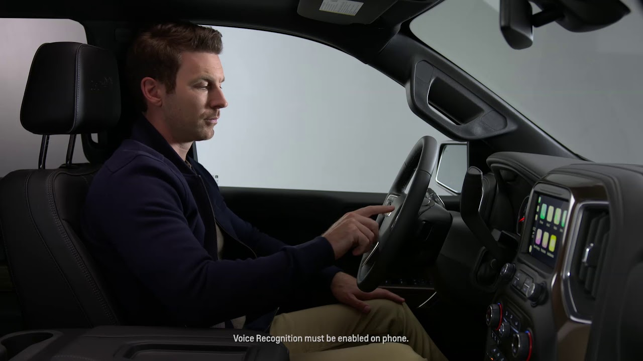 2019 Chevy Silverado How-To: The Next Generation Chevrolet Infotainment  System* | Chevrolet