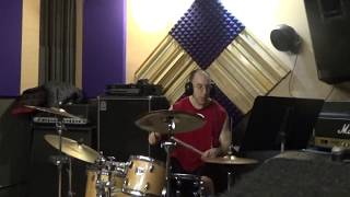 Galloway Jr. - Turn Up The Thing - Drum Cover