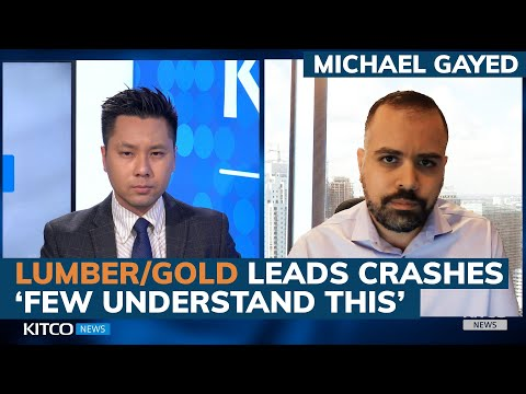When lumber crashes, will stocks follow? 'Few understand this' says Michael Gayed
