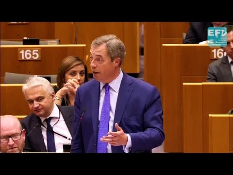 Time for Hungary to join the Brexit Club, Mr Orban! - Nigel Farage MEP