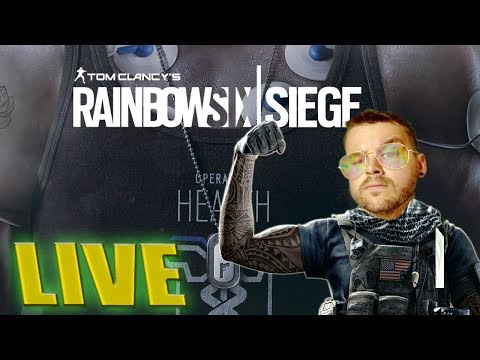 🔴🔫Rainbow Six Siege - (I Am A First-Person Shooter Noob) Interactive streamer☠