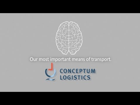 Conceptum Logistics Group   Corporate Video 2017