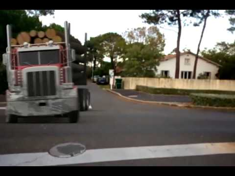accident camion grumier youtube. Black Bedroom Furniture Sets. Home Design Ideas