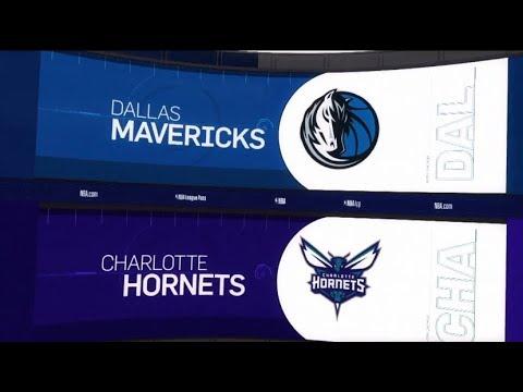 Charlotte Hornets vs Dallas Mavericks Game Recap | 1/2/19 | NBA