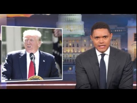 Trevor Noah has more questions than jokes about Trump's Afghanistan War policy