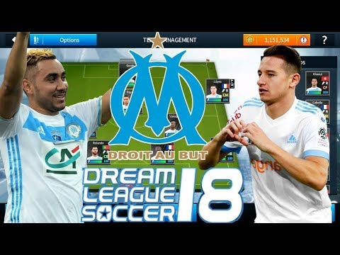 Dream League Soccer Hack Đội Hình Marseille 2018 - 2019