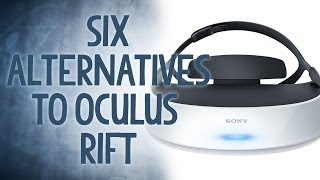 6 Exciting Alternatives to Oculus Rift - Reality Check