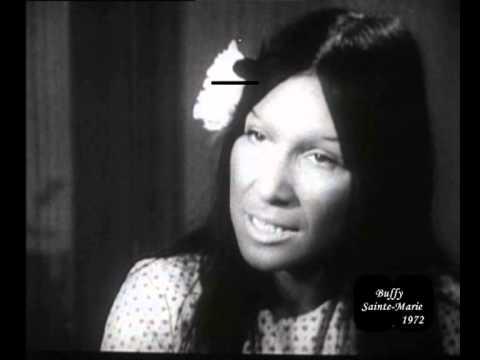 Buffy Sainte-Marie interviewed on Australian TV, 1972