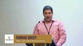 Implications of Soil Health for Human Populations and Communities - Thomas Ducey