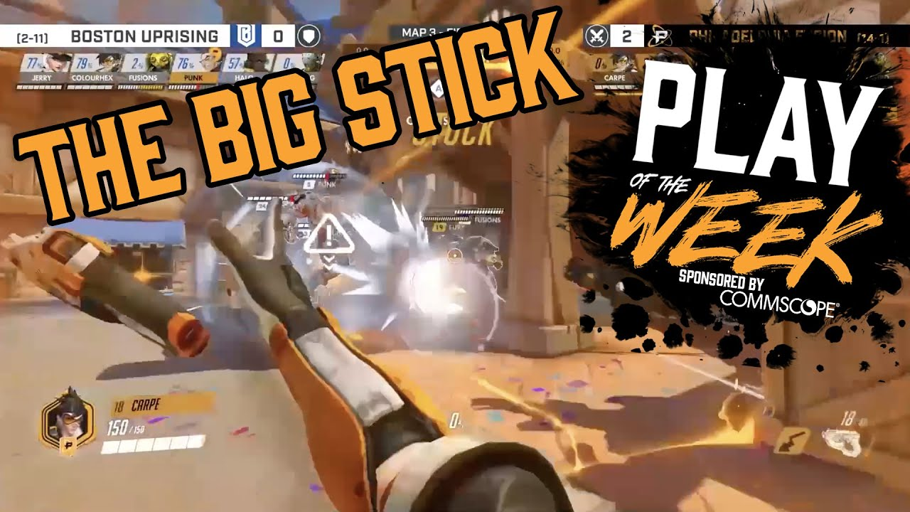 Carpe's Perfect Pulse Bomb | Play of the Week - Sponsored by CommScope