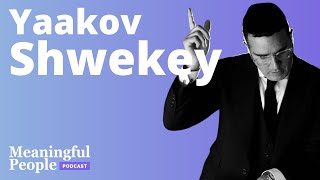 The Story of Yaakov Shwekey יעקב שוואקי   Meaningful People #52