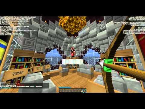 CivCraft: Wartime: Aztec vs. Eureka #1