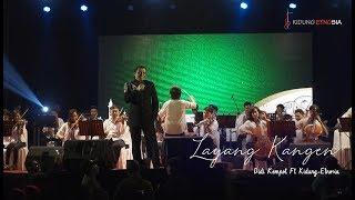 LAYANG KANGEN- DIDI KEMPOT FT KIDUNG ETNOSIA ( LIVE ORKESTRA)