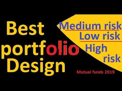 mutual fund portfolio for long term  Best mutual fund