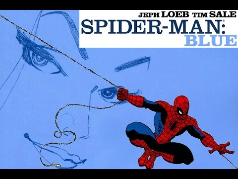 Spider-Man Blue Animated (Motion Comic) Episode 01