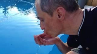 видео Дезинфекция воды в бассейне. Очистка воды в бассейне в интернет магазине WaterStore