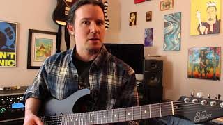 Melodic Minor MASTERY guitar lesson! Weekend Wankshop 168