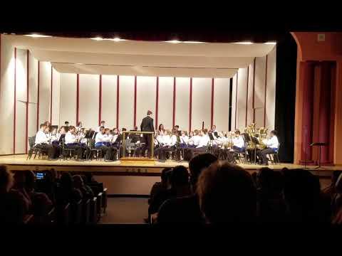 2017-18 Sebastian River Middle School Spring Concert