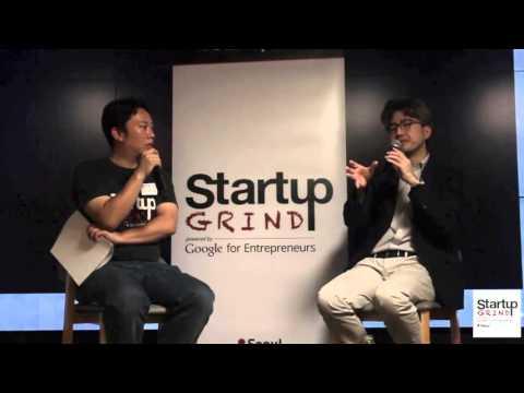 Startup Grind Seoul Hosts Jeffrey Lim (Campus Seoul)