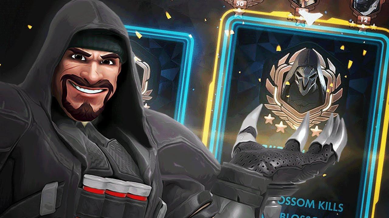 Download Overwatch - Reaper Sextuple