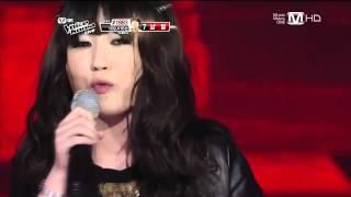 보이스코리아 시즌1 - [보이스코리아_강미진]GangMijin(Ivy-Sonata of temptation)@Voice Korea_ep.9
