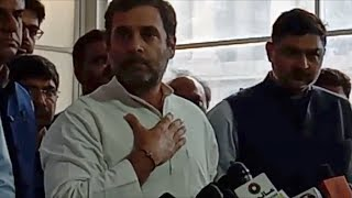 Corona hit our stock market, and caught PM Modi sleeping: Rahul