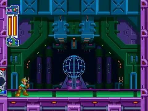Mega Man 8 - Astro Man