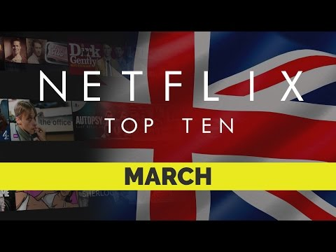 Top Ten movies on Netflix UK for March 2017