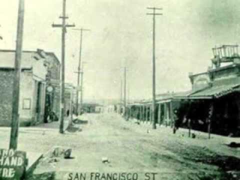"""Streets Of Santa Fe"""