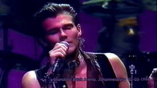 a-ha live - Dark is the Night (HD) - Standard Bank Arena, Johannesburg - 02-03-1994