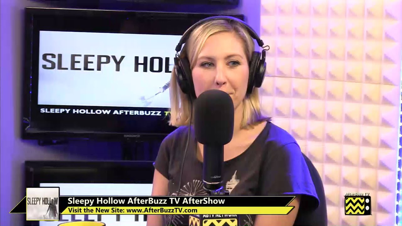 """Download Sleepy Hollow After Show Season 1 Episode 4 """"The Lesser Key of Solomon"""" 