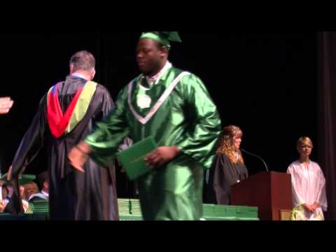 West Brunswick High School Graduation 2014