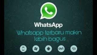 Gambar cover Silakan dicoba Versi terbaru whatsapp
