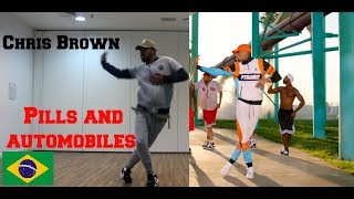 "Chris Brown - ""Pills & Automobiles"" Official Choreography (DANCE COVER BRASIL) | Fã dança"