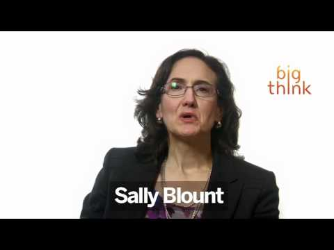 Sally Blount: The Service Sector Will Save the Economy