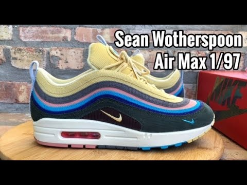 Air Max 1/97 x Sean Wotherspoon review