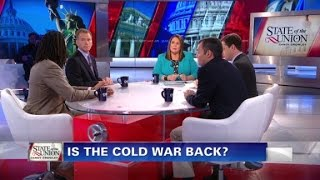 Is the Cold War back?