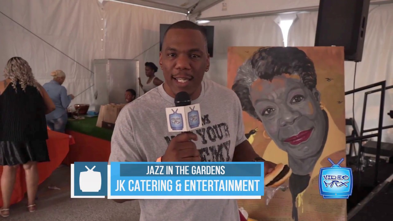 Video mix tv jazz in the gardens 2017 coverage jk catering burger tasting youtube for Jazz in the gardens 2017 dates